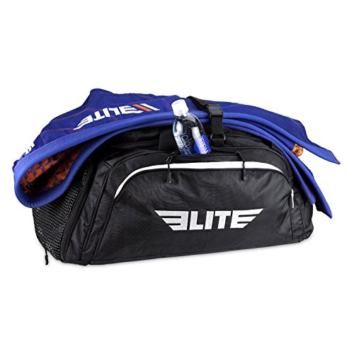 8115cb85a5f6 Elite Sports NEW ITEM Warrior Series Boxing MMA BJJ Gear Gym Duffel  Backpack Bag