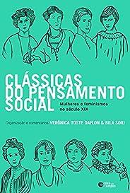 Clássicas do pensamento social: Mulheres e feminismos no século XIX