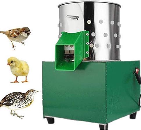 Chicken Plucker Dove Feather Plucking Machine Poultry Birds Depilator 110V