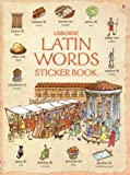 Latin Words Sticker Book, Jonathan Sheikh-Miller, 0794511457