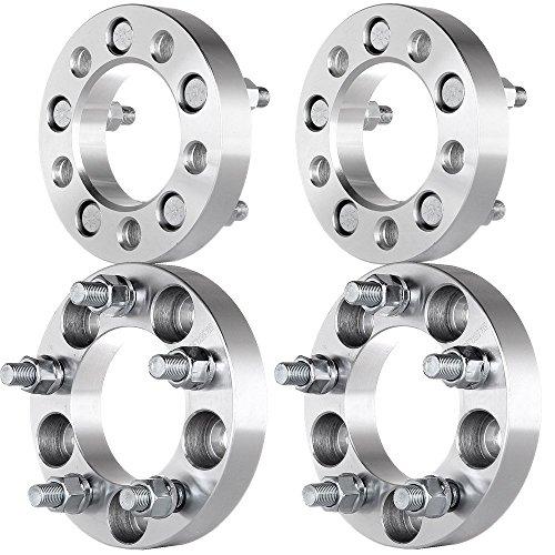 5lug Wheel Spacers Adapters 4X 1