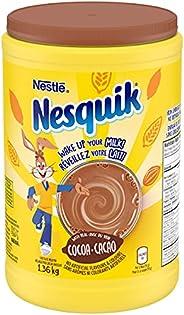 NESTLÉ NESQUIK Chocolate Powder, 1.36 kg - PACKAGING MAY VARY