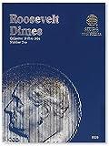Roosevelt Dimes Folder 1946-1964 (Official Whitman Coin Folder)