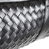 Beaumont B Foot Flute Bag - Black Weave