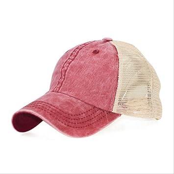 XBQMHBC Gorra de béisbol de Hombre Simple Imprimir Sombreros de ...