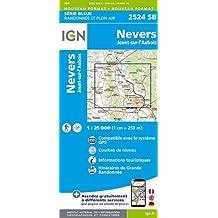 Nevers / Jouet-sur-L'aubois 2015: IGN2524