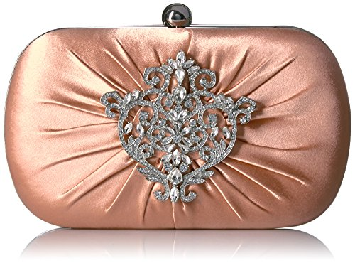 Mischka Womens Misty Diva Badgley Rose dwaq5C