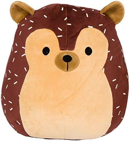 Squishmallow Hug Or Use As A Pillow Cuddle 14 Hans The Hedgehog Plush