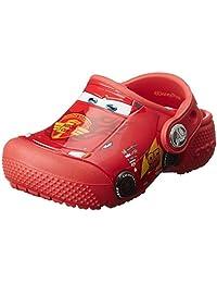 CrocsFunLab Cars Clog K Crocs Flame , Tamanho 24 BRA
