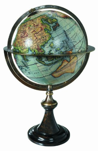 - Authentic Models Vaugondy 1745 Stand Globe with Bar