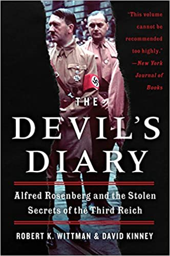Ebook The Devil's Diary: Alfred Rosenberg And The Stolen Secrets Of The Third Reich PDF