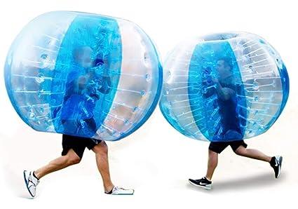 BAOSHISHAN bola de parachoques inflable Fútbol Zorb Bola Humano ...