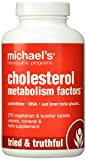 Michael's Naturopathic Programs Cholesterol Metabolism Factors Nutritional Supplements, 270 Count For Sale