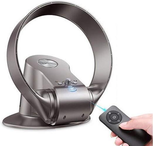 NANXCYR Ventilador sin Cuchillas Ultra silencioso Ahorro de ...