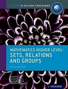 IB Mathematics Higher Level Option: Sets: Oxford IB Diploma Program