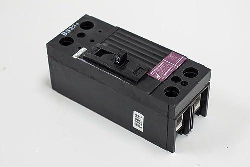 G E Industrial System TQD22100WL 100A DP Breaker