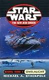 Dark Tide I: Onslaught (Star Wars - The New Jedi Order)