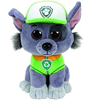 TY Paw Patrol ROCKY - dog reg Plush