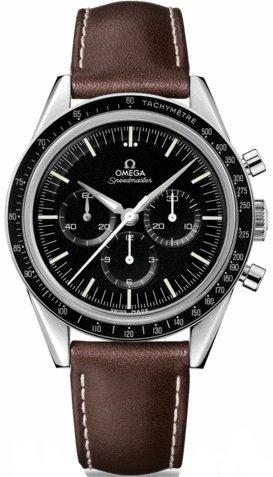 omega mens black watch - 1