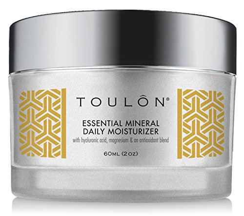 Anti - Ageing Cream - Best Daily Face Cream Moisturiser - Hyaluronic Acid Cream for Face with Magnesium, Natural Minerals & Antioxidants to Fight Free Radical Damage And Reduce Wrinkles.