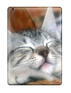 Cute Tpu Craigmmons Magical Sleeping Kitty Cat Animal Cat Case Cover For Ipad Air