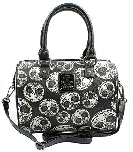 Jack Skellington Mini City Crossbody Purse