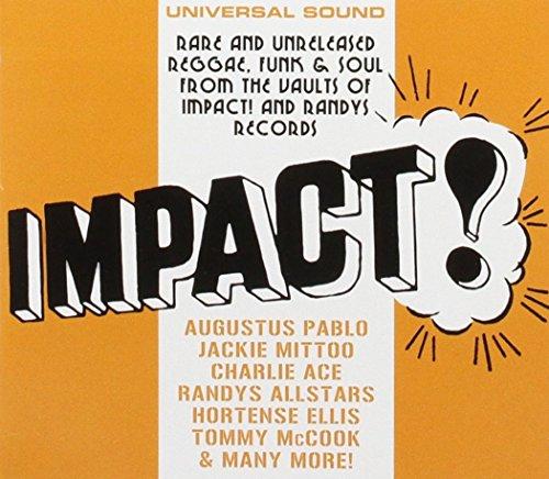 Impact Rare & Unreleased Reggae Funk & -