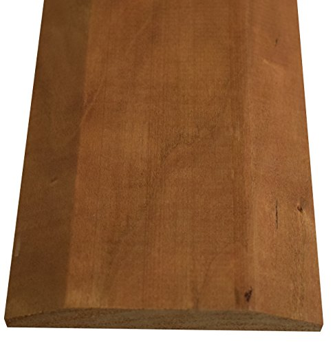Solid Cherry Interior Threshold - Style A (4 1/2'' x 60'') by Hartford Building Products, LLC (Image #2)