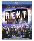 Rent: Filmed Live on Broadway (2008) NR