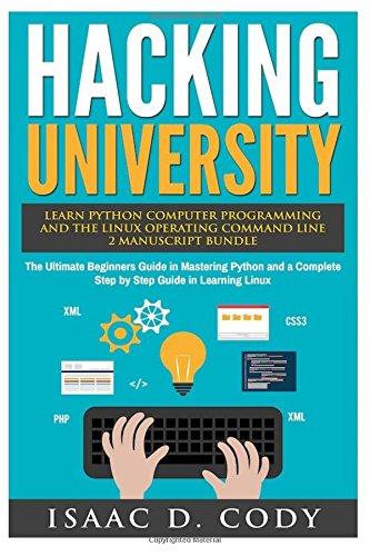 Hacking University Programming Precisely Manuscript
