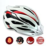 Basecamp Specialized Bike Helmet CPSC Certified for Road & Mountain Biking Cycling Helmet Bicycle Helmets Safety Sport Head Protection for Men,Women,Youth,Teen Boys & Girls