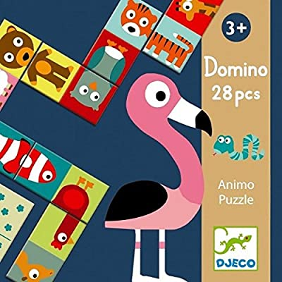 DJECO My First Games Memo Game: Toys & Games