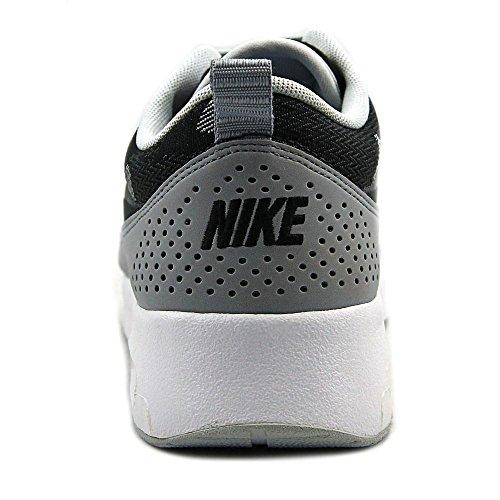 Nike Kvinnor Air Max Thea Jcrd, Ren Platina / Svart Varg Grå, 6 Oss