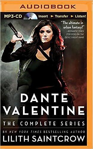 Dante Valentine: The Complete Series (Dante Valentine Series