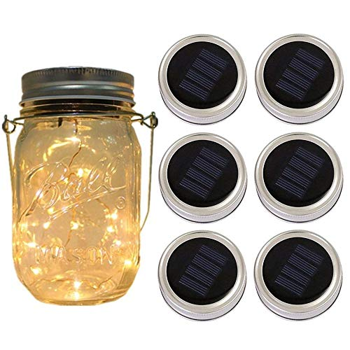 Solar Lights For Canning Jars