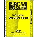 For Caterpillar 120 Grader Operators Manual (New)