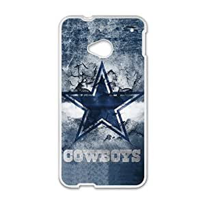 Cowboys Custom Case Cover for HTC m7