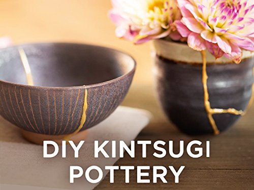 Traditions Ceramic - DIY Kintsugi Pottery