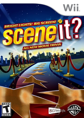 Scene It? Bright Lights! Big Screen! - Nintendo (Scene Screen)