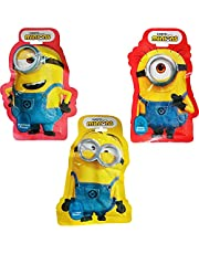 Minion Popping Candy With Lolly (6 Meegeleverd)