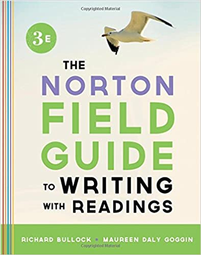 The Norton Field Guide To Writing 3rd Edition Pdf
