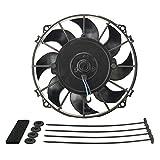 """Derale 16618 8"""" Tornado Electric Fan Standard Kit"""