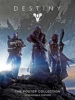 Destiny: The Poster Collection (Insights Poster Collections) (1608874222) | Amazon Products