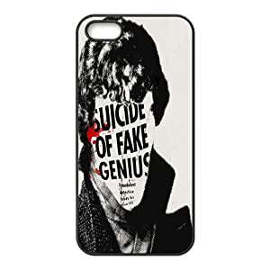 Suicide of fake genius Cell Phone Case for iPhone 5S