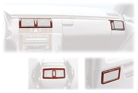 Schätz 2108003 - Embellecedores de accesorios para Mercedes E W210 (coches con volante a la