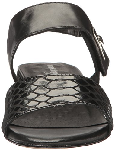 Women's Walking Cradles Dress Milan Black Sandal O7zw6q7