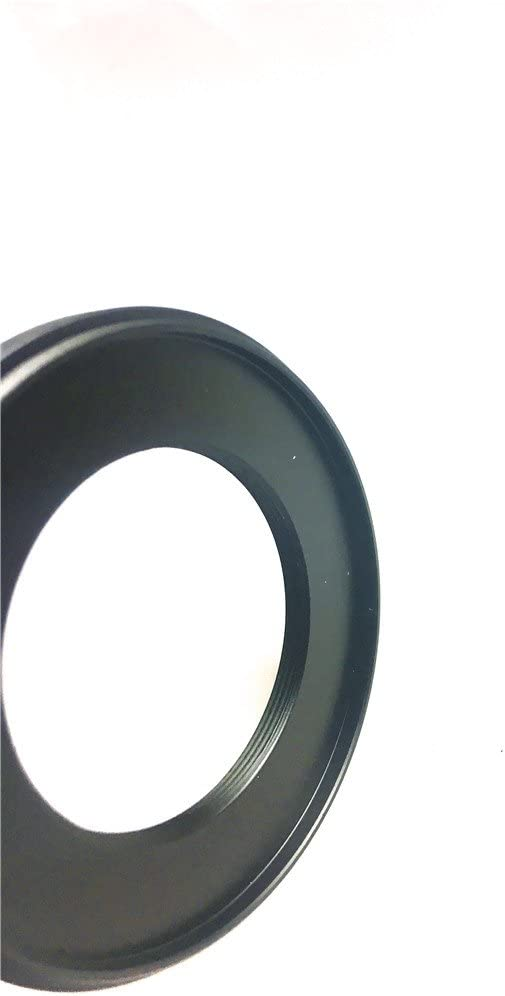 Universal 60-37mm //60mm to 37mm Step-Down Ring Filter Adapter for UV,ND,CPL,Metal Step-Down Ring Adapter