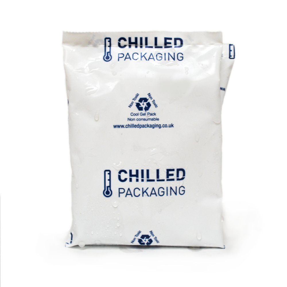 Pack of 10 Home Brew Online Gel Ice Packs for Cool Box//Ice Box//Coolers