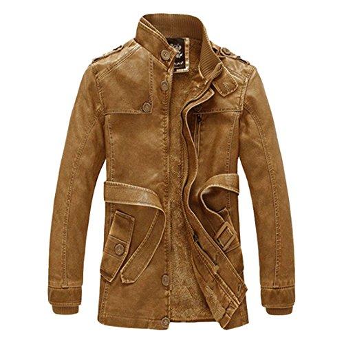Velvet Vintage Coat - 7