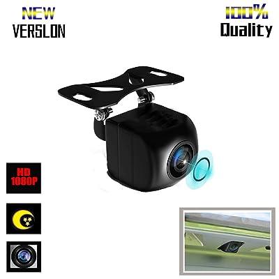 System Rear View Reverse Parking Vehicle Backup Camera Car Night Vision Camera Color HD 150° Assistance Reversing (Backup Camera Car Night): Car Electronics